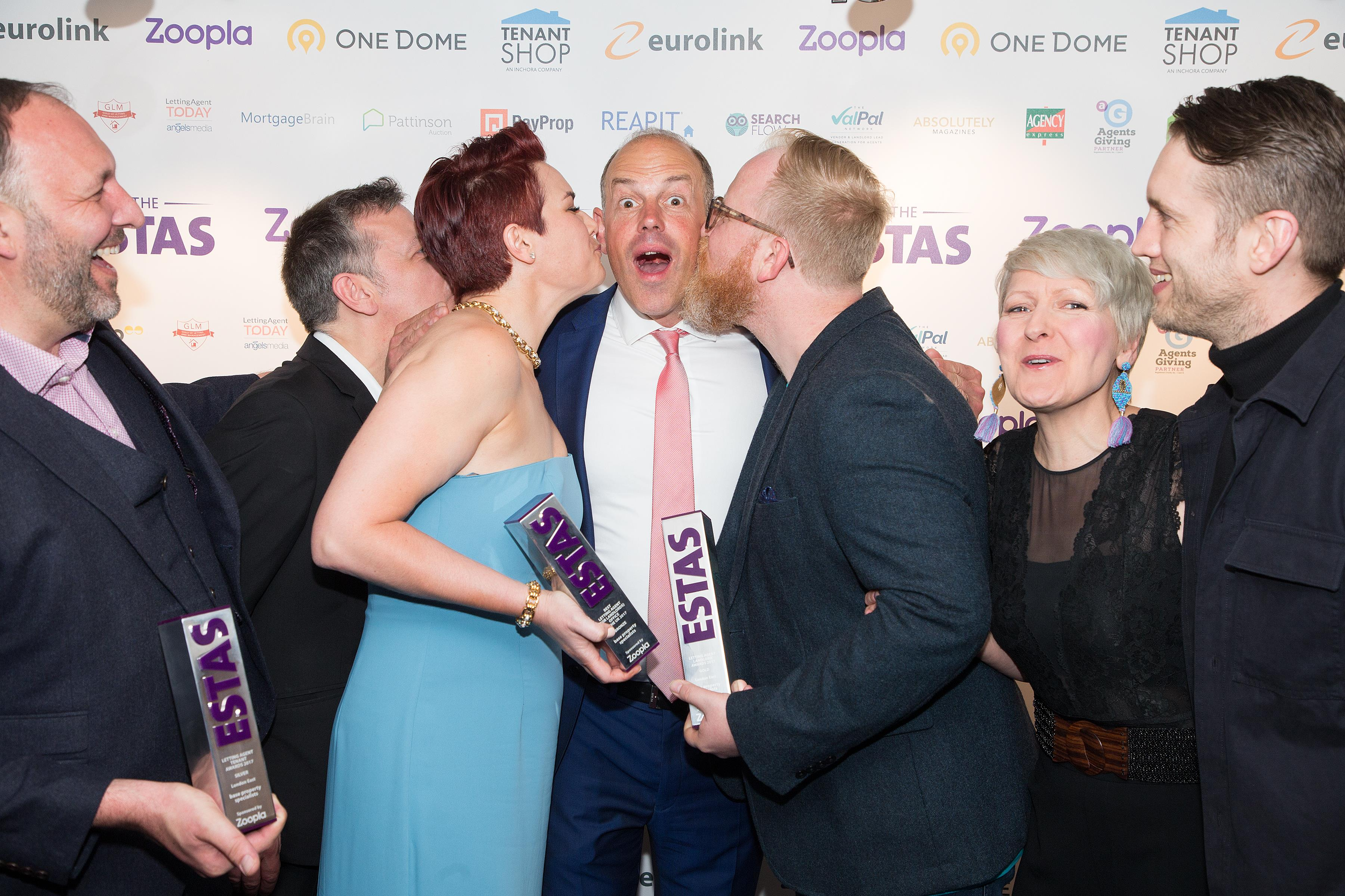 base wins big at The ESTAS 2017 with 3 major awards
